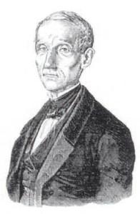 Nel ritratto: Carlo Persolio, Avvocato Fiscalista Generale di Torino, coinvolto nel processo Delpero. (Il Mondo Illustrato, 1860).