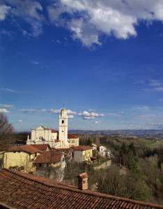 Pocapaglia, luogo in cui è in parte ambientato il romanzo di Andrea Monchiero. (Foto di Tino Gerbaldo)