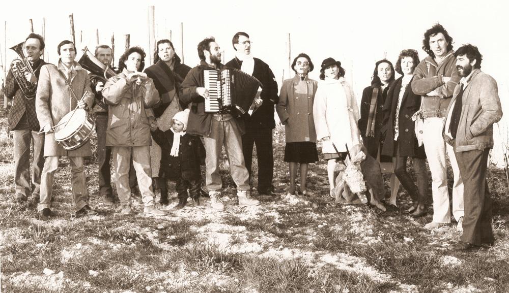 Il Gruppo Spontaneo di Magliano Alfieri.